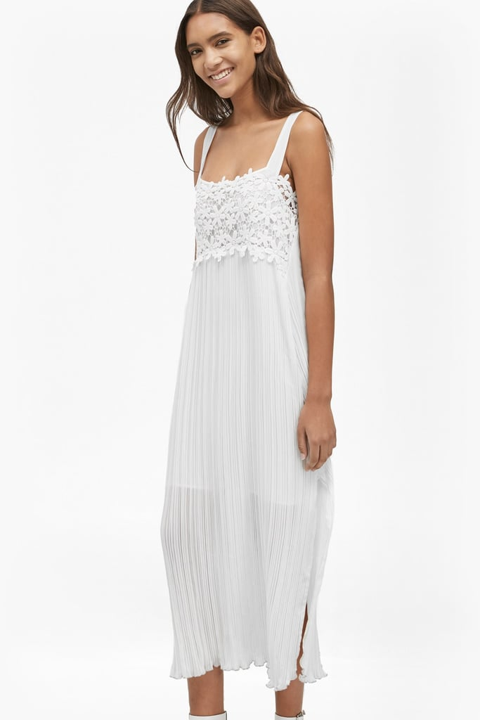 French Connection Posy Lace Strappy Dress ($198)
