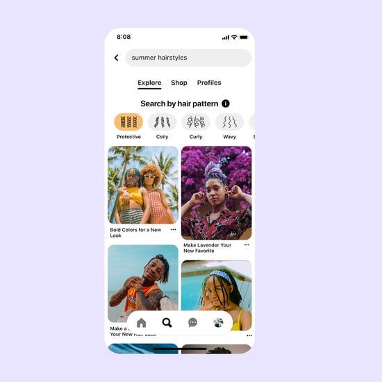 Pinterest Will Allow Users to Filter Hair Results by Texture