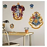 RoomMates Harry Potter — Crest Peel & Stick Giant Wall Decal