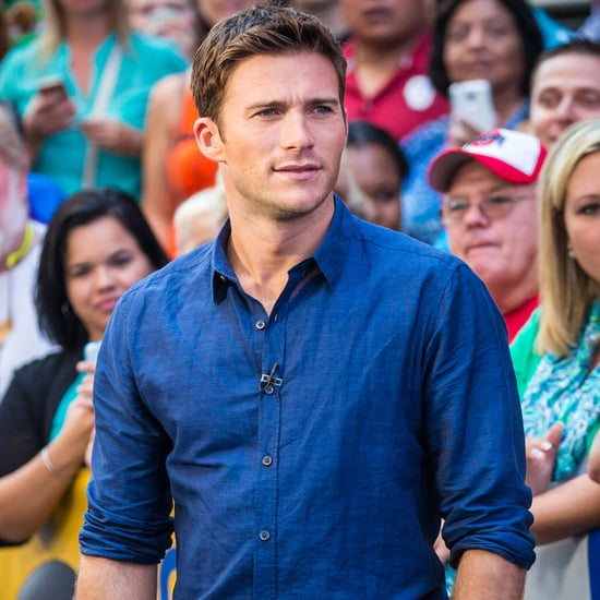 Scott Eastwood at Good Morning America August 2016
