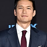 Harry Shum Jr. as Charlie Wu