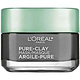 L'Oréal Paris Pure-Clay Face Mask With Charcoal