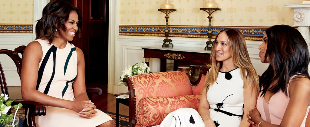 Michelle Obama, Kerry Washington, and SJP Join Forces to Support Veterans