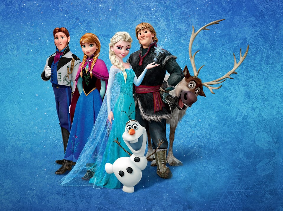 Signs Your Child Loves Frozen