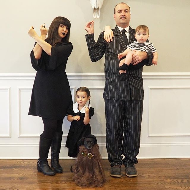 Tips For Creating A Family Halloween Costume Popsugar Family