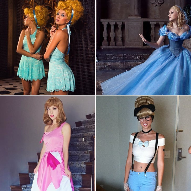 Cinderella costume ideas for adults popsugar love uk cinderella costume ideas for adults solutioingenieria Images