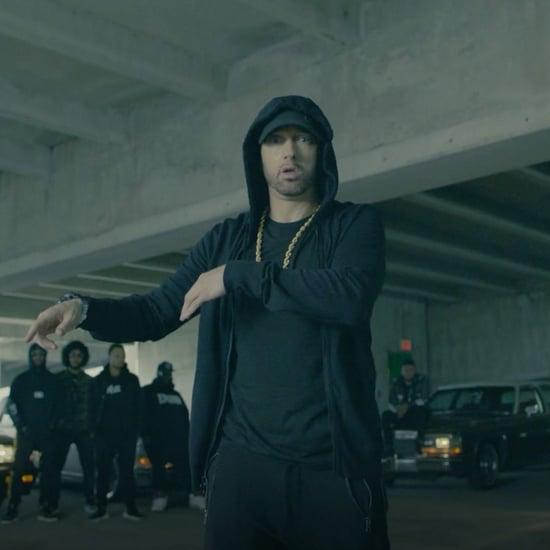 Eminem BET Awards Performance About Donald Trump
