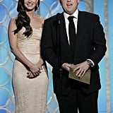 Megan Fox and Jonah Hill