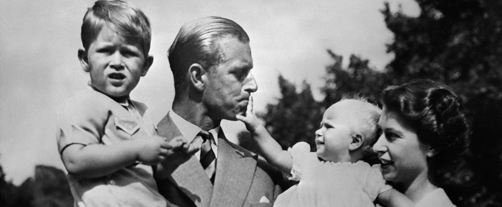 Photos of Prince Philip Over the Years