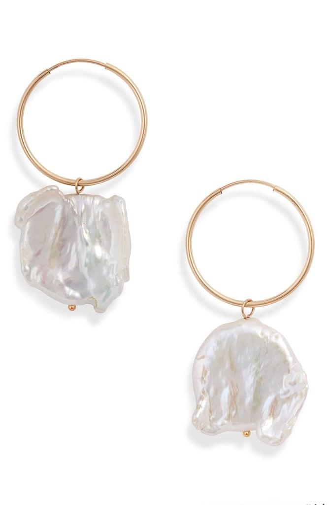 How to Wear: Pearl Earrings