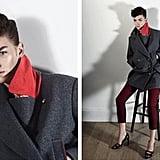 Isabel Marant Fall 2012 Ad Campaign