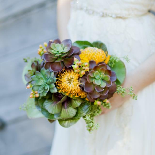 Alternative Wedding Bouquet Pictures