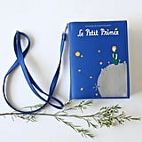 The Little Prince Faux Leather Book Bag, from $240.69