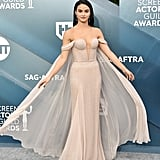 Camila Mendes at the 2020 SAG Awards