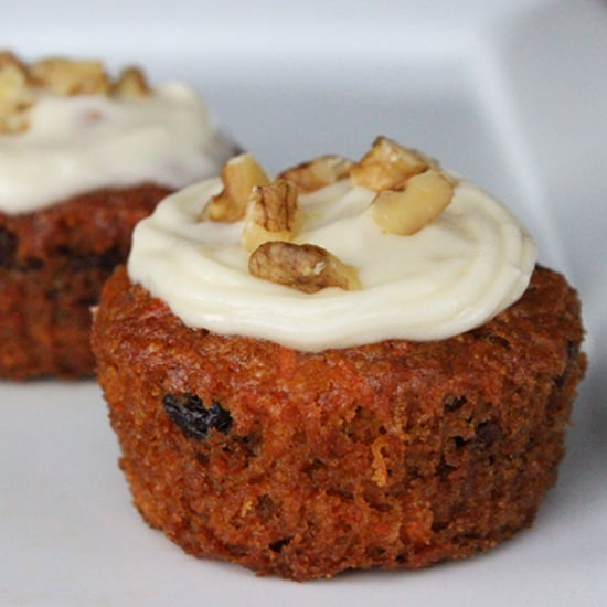 Vegan Carrot Cake Cupcake Recipe