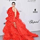 Dua Lipa at the amfAR Cannes Gala 2019