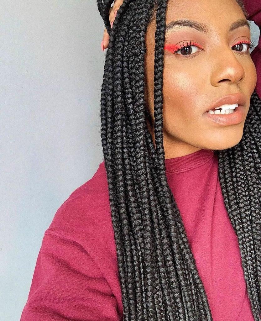 Editor's Makeup Challenge While Social Distancing
