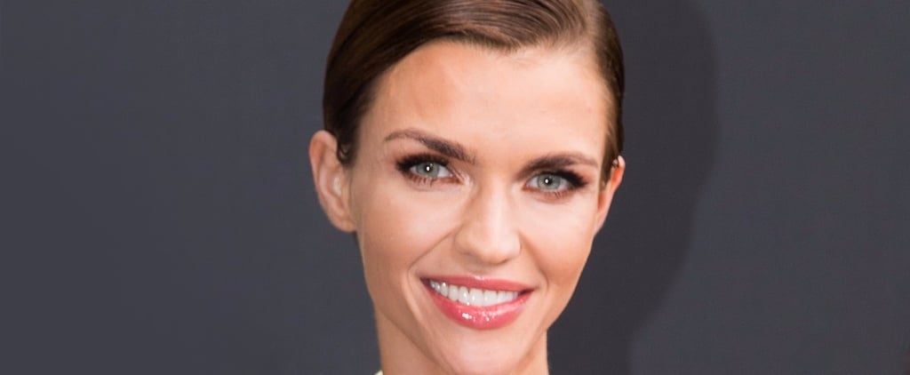 Ruby Rose Responds to Acne Weight Scrutiny