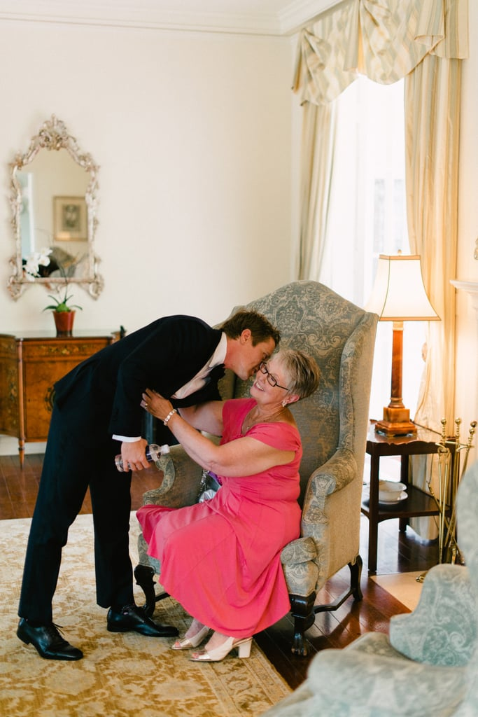 Summer Wedding at the Darlington House in La Jolla, CA