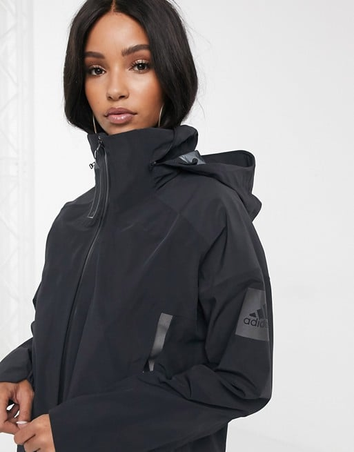 Adidas Outdoor My Shelter Hooded Jacket