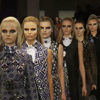 Prada Fall 2012 Runway Video