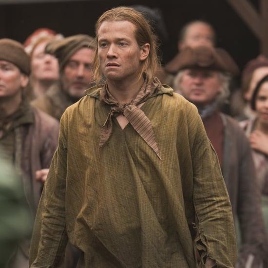 What Happens to Stephen Bonnet in Outlander?