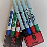 Custom Dry/Wet Erase Marker Holder