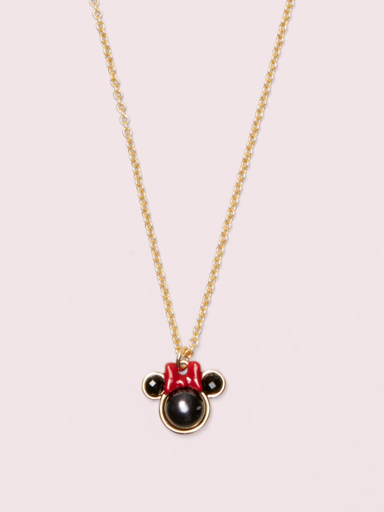 Kate Spade New York x Minnie Mouse Mini Pendant