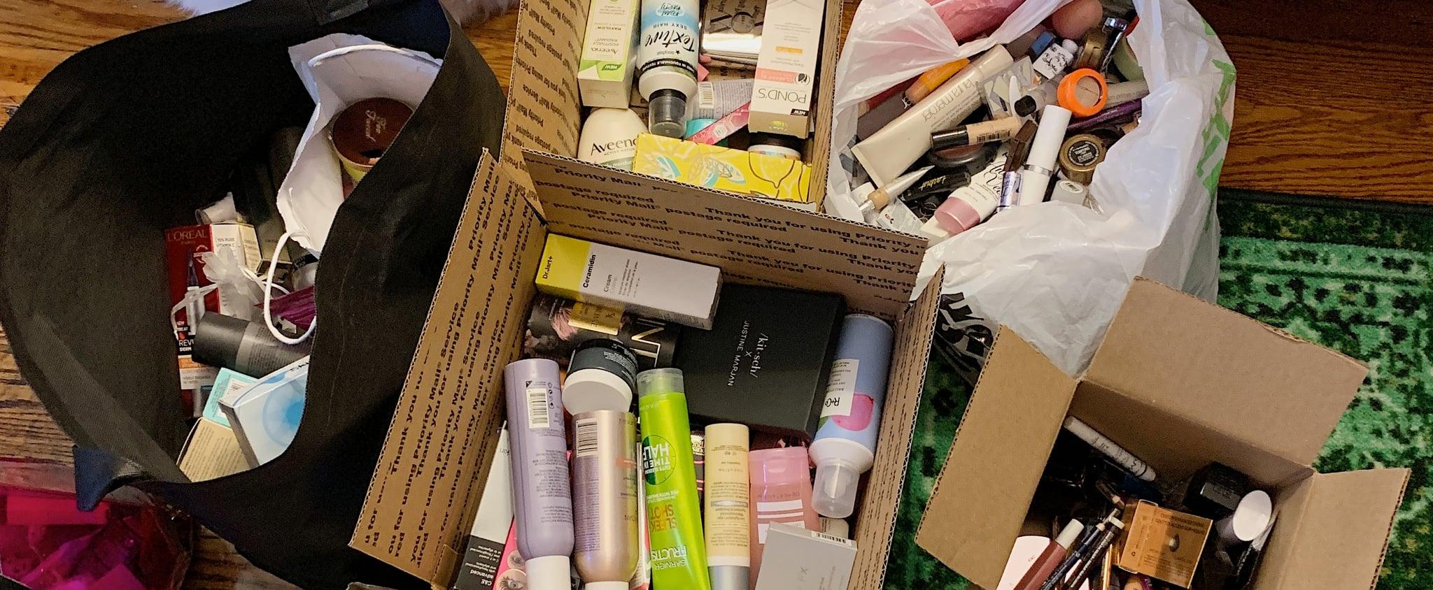 Beauty Decluttering: A Beauty Editor's Tips