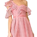 Before it's too late, scoop up Self-Portrait's pink dress ($510).