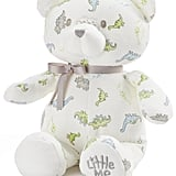 "Little Me Baby Boys Tiny Dinosuar 10"" Plush Teddy Bear"