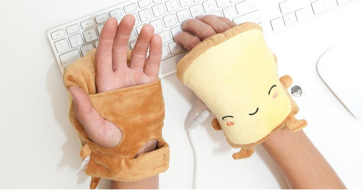These Heated Toast Hand Warmers (From Amazon!) Are All We Need This Winter