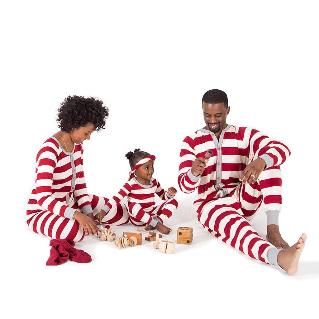 burts bees holiday family jammies