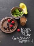 Recipe For Sarah Wilson's Choc Berry Mud