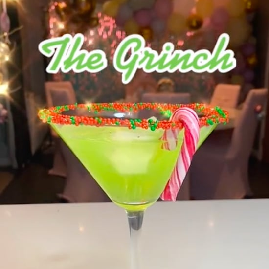 How to Make a Grinch Cocktail | TikTok Videos and Recipe