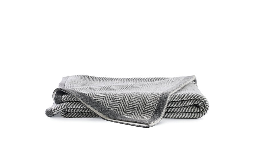 A sinfully soft cashmere throw from Design Within Reach ($370) will become part of her decor — not a party favor she'll want to toss.