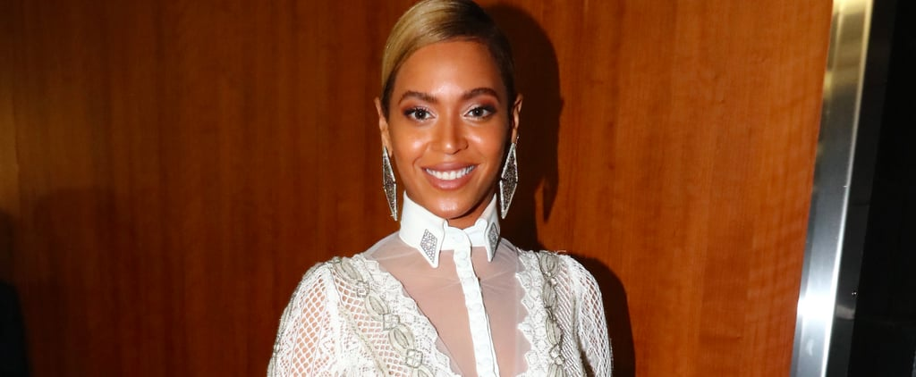Beyoncé Makes a Surprise Cameo at the Grammys and Casually Addresses Her Haters
