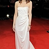 Glamorous Ladies Michelle, Viola, Christina, and Kristen Step Out For the BAFTAs