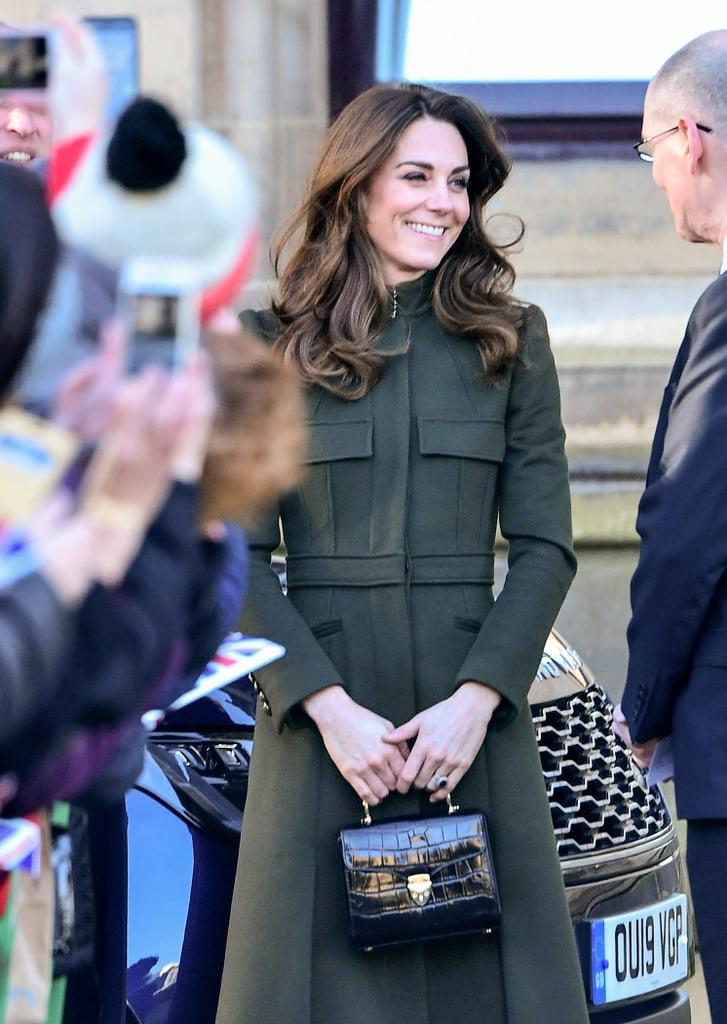 Catherine, Duchess of Cambridge at City Hall in Bradford