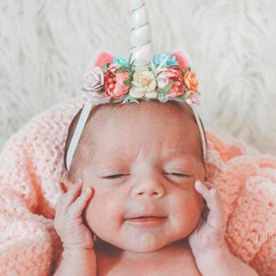 Unicorn Newborn Photos
