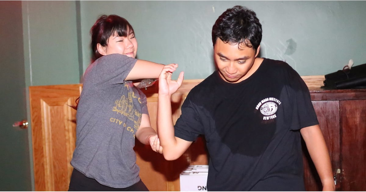 how krav maga changed my life essay Trigger warning: this true story from one of our students contains a graphic  depiction of physical assault and domestic violence which.
