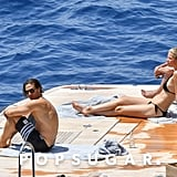 Gwyneth Paltrow and Brad Falchuk in Italy Pictures June 2018