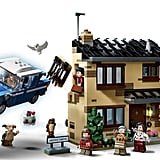 The Built-Out Lego Harry Potter 4 Privet Drive Set