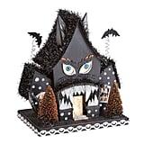 LED Light-Up Black Monster Haunted House