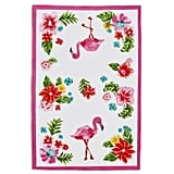 Flamingo Kitchen Towel ($10)