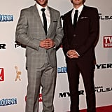 Dan Ewing and Charles Cottier