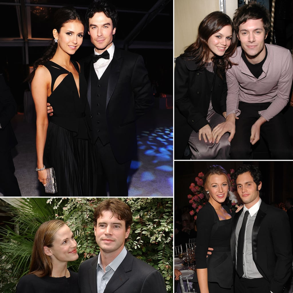 Glee star dating vampire diaries