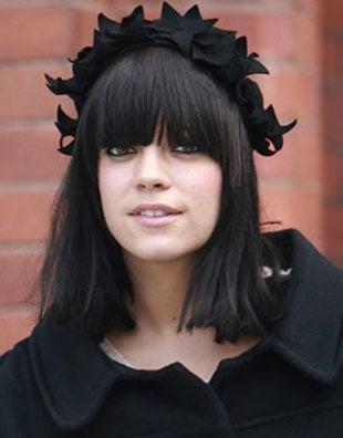 Lily Allen Hair 2009-02-04 04:45:00