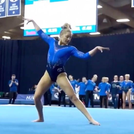 Shannon Evans's 2020 Gymnastics Floor Routine