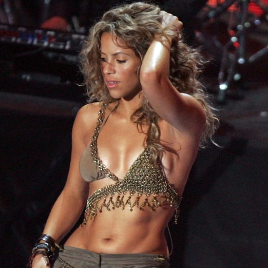 Shakira's Sexiest Outfits
